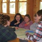 CELC Middle School at Keeywadin Environmental Education Center (KEEC) in Salisbury, Vermont
