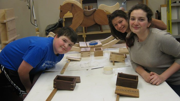 woodworking at CELC - Connecticut Experiential Learning Center, CELC Branford, Connecticut ...