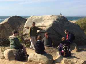 Meigs Point Nature Center with CT Experiential Learning Center (CELC) Middle School