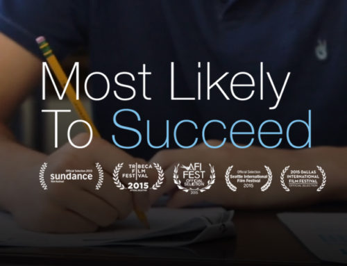 Most Likely To Succeed – FREE film screening at CELC