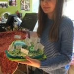 CT Middle School edible cell