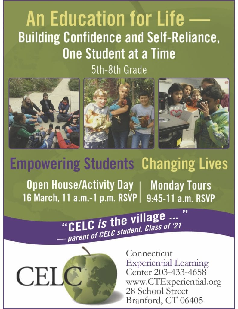 CELC Middle School Celebrates 10 Years!